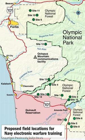 Military Overflights – Olympic Park Associates